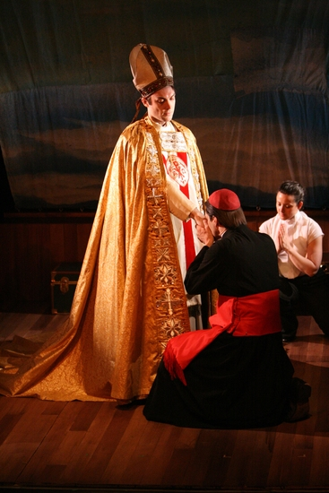 Photo Flash: Milk Can Theatre Co's GALILEO