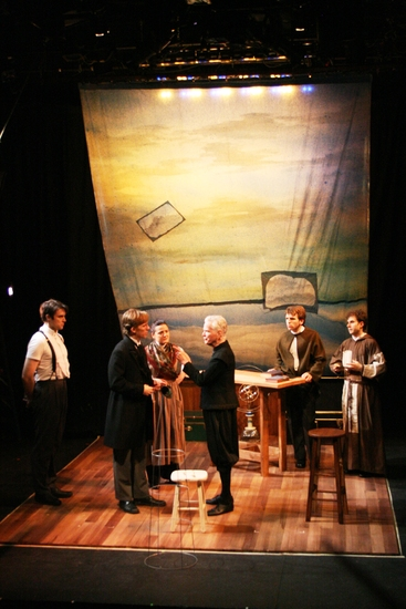 Photo Flash: Milk Can Theatre Co's GALILEO