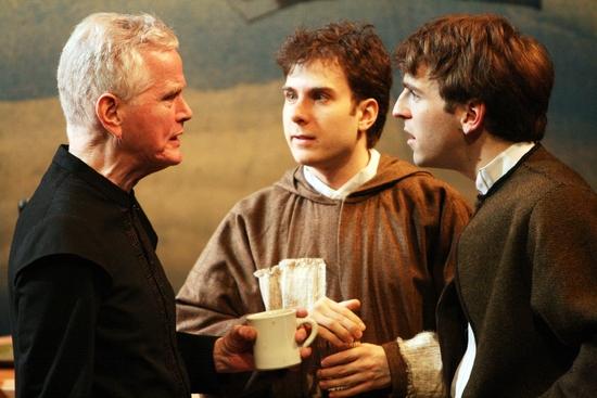 James Caulfield, Matt Biagini, and Alex Herrald