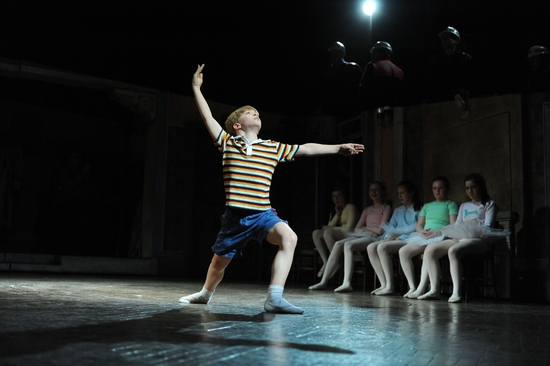 Photo Flash: Oliver Gardner Joins Billy Elliot The Musical West End Cast