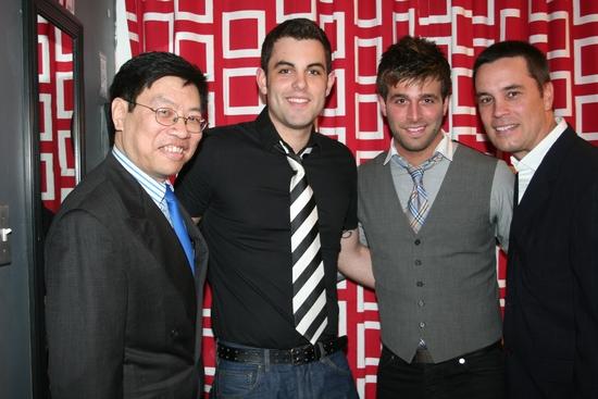 Wayman Wong, Zak Resnick, Michael K. Craig and Jack Donahue