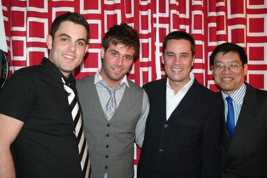 Zak Resnick, Michael K. Craig, Jack Donahue and Wayman Wong