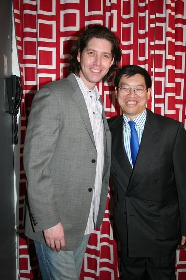 James Barbour and Wayman Wong
