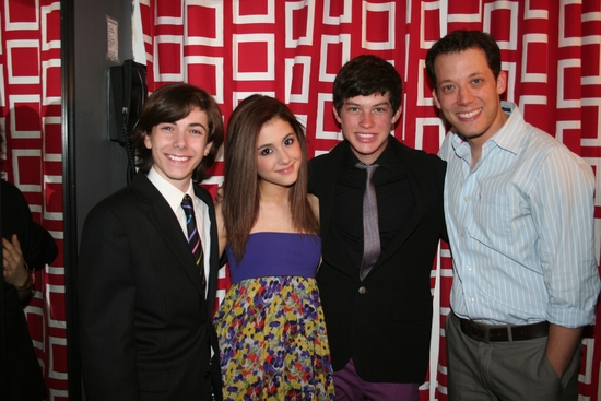 Photo Coverage: 'THE LEADING MEN IV' Benefit Concert at ...