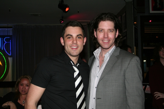 Zak Resnick and James Barbour