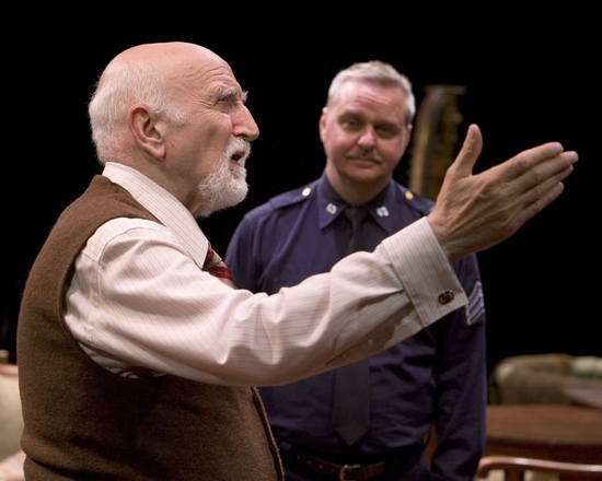 Photo Flash: The Price At The Old Globe