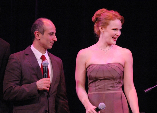 Photo Coverage: The Broadway Musicals of 1944 at Town Hall
