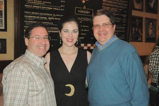 Stuart E. Bloom, Sarah Jane McMahon and Robert L. Aaron