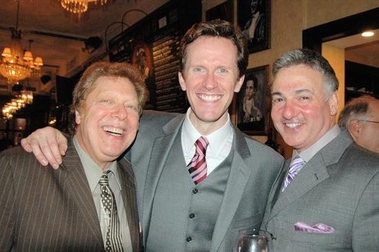 Robert R. Bloom, Jeffry Denman and Joseph Callari