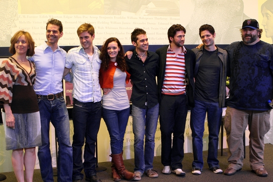Photos: NEXT TO NORMAL Celebrates CD Release At Barnes and Noble