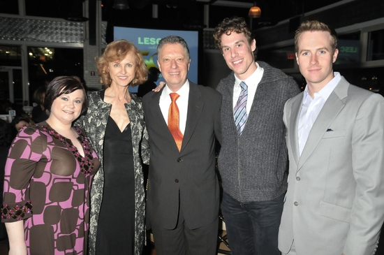 Photo Flash: The Lower Eastside Service Center's Gala Dinner Held 5/11