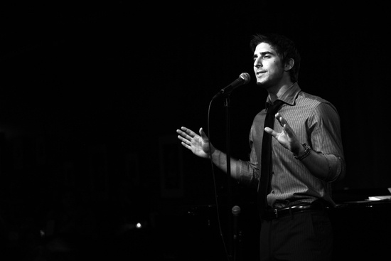 Photo Coverage: THE LEADING MEN IV In Performance 1