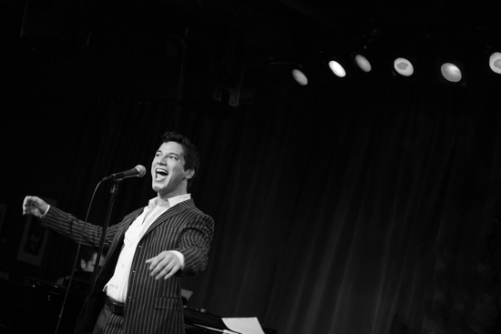 Photo Coverage: THE LEADING MEN IV In Performance 2