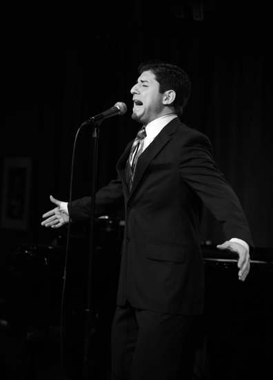 Photo Coverage: THE LEADING MEN IV In Performance 3