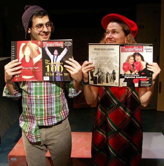Photo Flash: Blank Theater Company's SETUP & PUNCH
