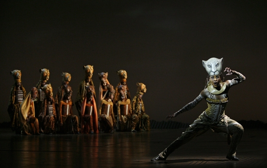 Photo Flash: THE LION KING In Las Vegas At Mandalay Bay Theatre