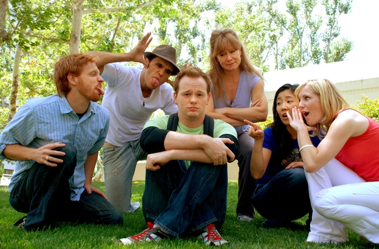 Justin Michael Duval, Justin Figueroa, Brian Hostenske, Jennifer Parsons, Jennifer Ch Photo