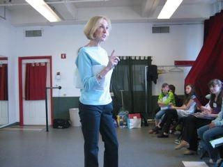 Nora Brennan, children's casting director