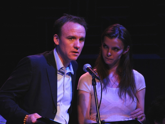 Photo Flash: THE THIRTINI AWARDS Held At Joes Pub 5/11