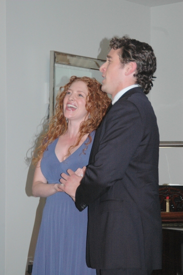 Lisa Hopkins and Christopher Herbert