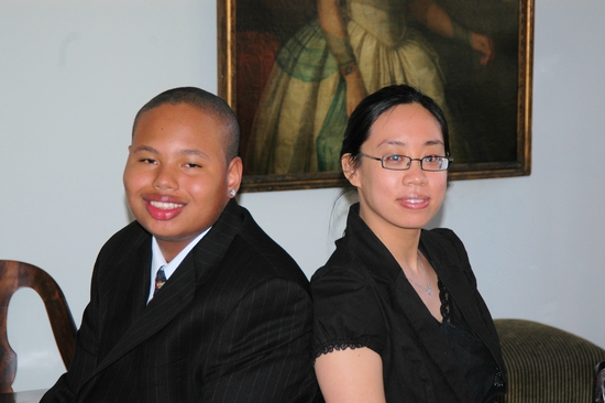 Jerome Ware Jr. and Irene Florence Wong