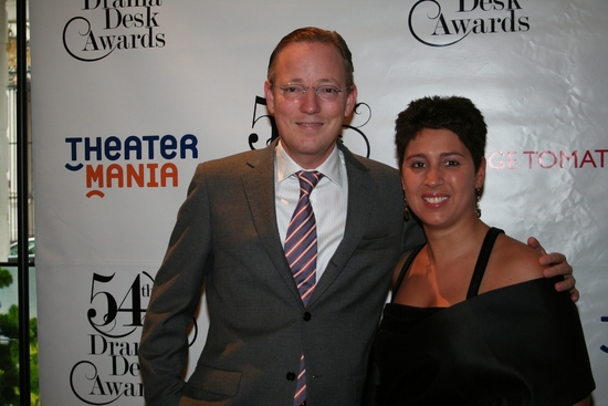 Photo Coverage: Drama Desk Pre-Awards Ceremony