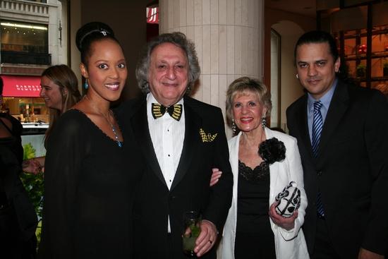 Tsidii Le Loka, William Wolf, Lillian Wolf and Willie Mosquera