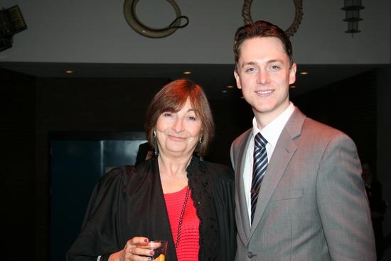 Lynn Taylor-Corbett and Shonn Wiley