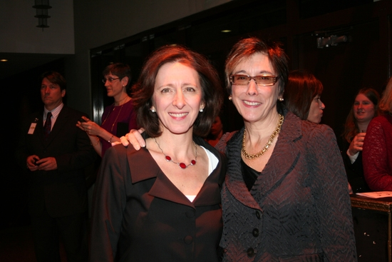 Anna Louizas and Robyn Goodman