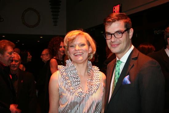 Martha Plimpton and Fred Armisen Photo