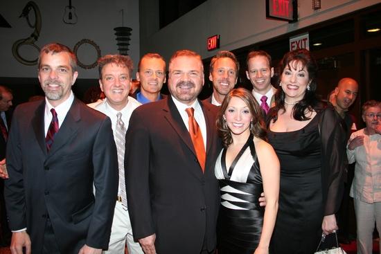 Forbidden Broadway cast abd creative team
