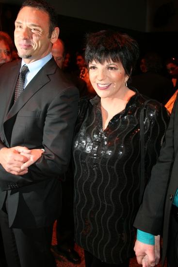 Tiger Martina and Liza Minelli Photo