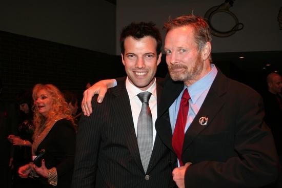 Lorenzo Pisoni and Bill Irwin