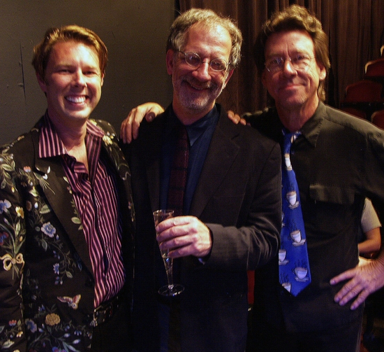 Photo Flash: Mark Saltzman's Opening Night Party For SETUP & PUNCH