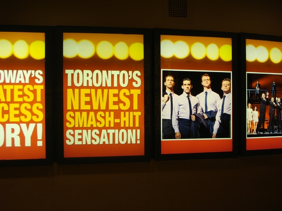 Photo Coverage: 'Sports Night' with the Canadian Cast of Jersey Boys
