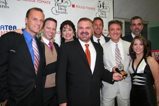 Photo Coverage: 2009 Drama Desk Awards Press Room
