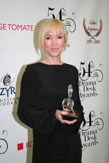 Sally Greene - Outstanding Musical: Billy Elliot The Musical
