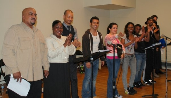 Photo Flash: Street Lights Reading 5/15 At Manhattan Theatre Club Studios