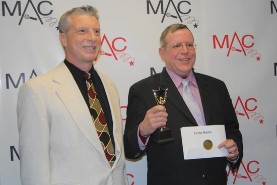 Mark Janas and Peter Napolitano-Winner for Song-Come Home