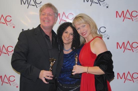 Miles Phillips, Tracy Stark and Karen Oberlin