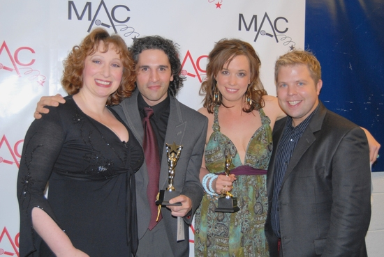Photo Coverage: The 2009 MAC Awards: Backstage