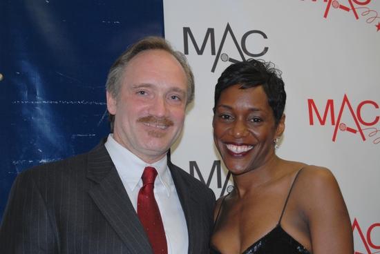 Rick Jensen and Tanya Holt