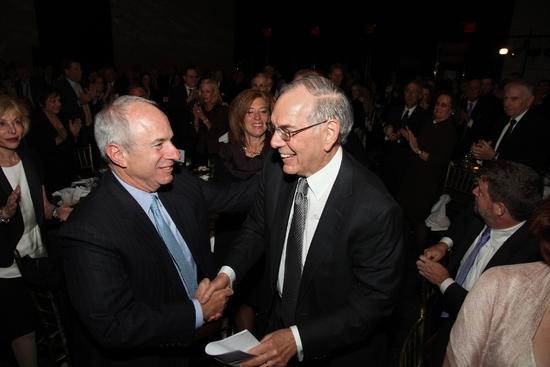 John Ruskay and Roy Furman