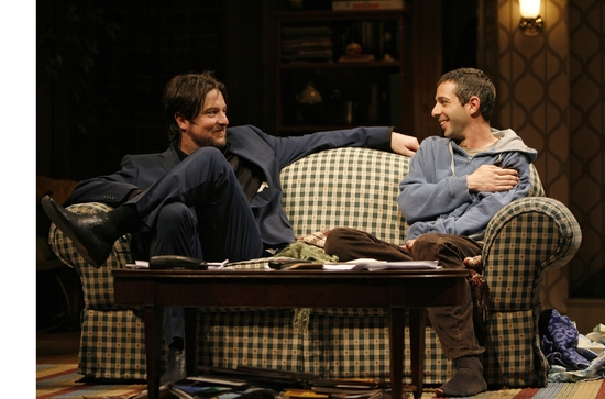 Photo Flash: Previews For Playwrights Horizons' OUR HOUSE Began 5/15