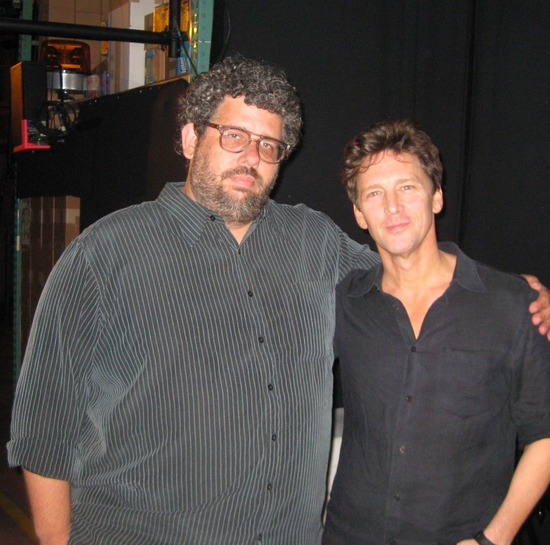 Neil LaBute and Andrew McCarthy