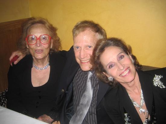 Photo Flash: Andrea Marcovicci's 60th Birthday Gala