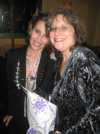 Andrea Marcovicci with Lesley Alexander