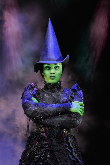 Photo Flash: Khadime, Kelly and Anderson in UK WICKED