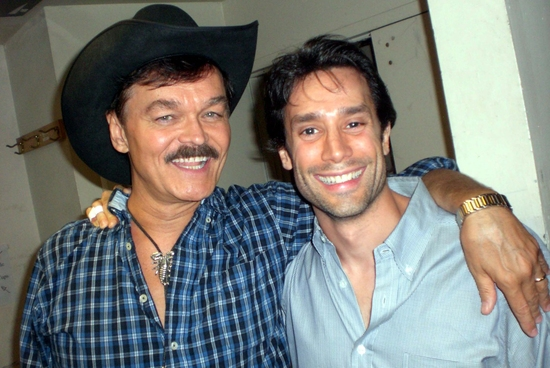 Randy Jones and Seth Greenleaf Photo