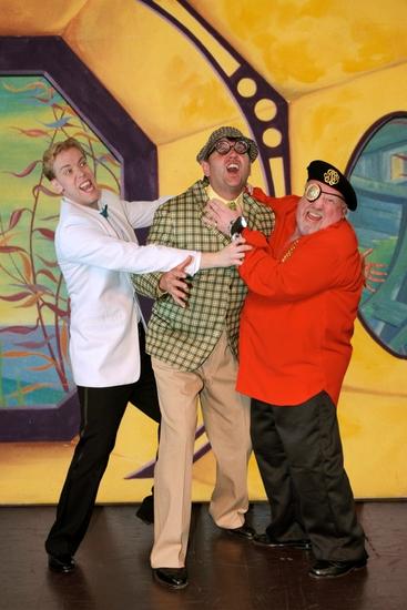 Ed Farnsworth, Scott Holman and Spencer Ashby